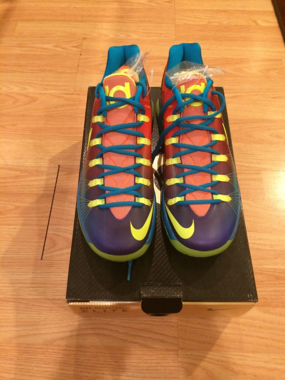 Rare - Nike KD 5 Elite EYBL - Size 10 -100% Authentic  New. Not Sold In Stores.