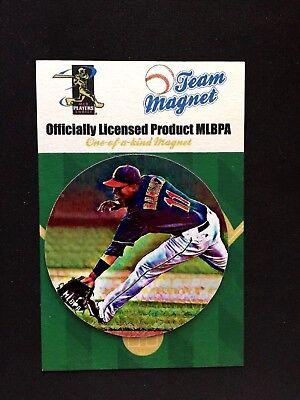 #1 Best Seller-fan Fav Ausreichende Versorgung Baseball & Softball Diszipliniert Cleveland Indians Jose Ramirez Magnet-cool Collectible