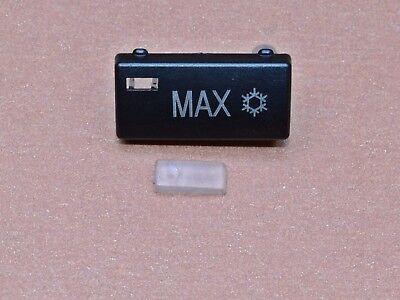 BMW 5 Series E39, X5 E53 Heater Climate Control Switch MAX Button Cap Cover  | eBay