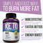 KetoFlair-KETO-BHB-Diet-Pills-ADVANCED-WEIGHT-LOSS-KETOSIS-1200mg-90-Caps-VALUE thumbnail 18