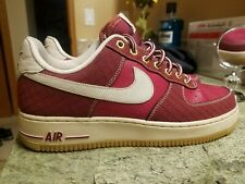 sale retailer f252b d7a89 item 3 NIKE AIR FORCE 1 - RED   TAN MODEL   488298-625. MEN S SIZE 9 PRE  OWNED. -NIKE AIR FORCE 1 - RED   TAN MODEL   488298-625. MEN S SIZE 9 PRE  OWNED.