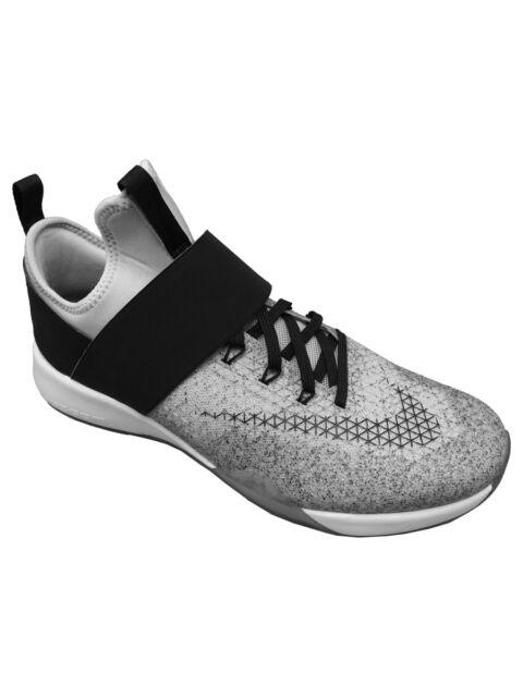 1dd2f69e507b WMNS Nike Air Zoom Strong Grey Black Women Training Shoes Trainers  843975-100 7