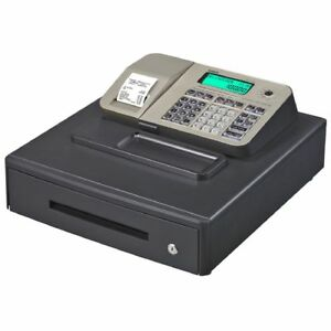 Casio SES100 Cash Register Gold 4971850510697
