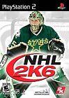NHL 2K6 (Sony PlayStation 2, 2005)