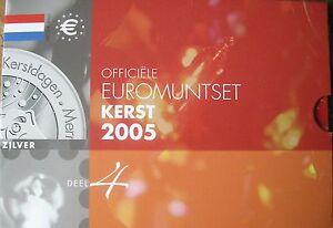 Nederland-Kerst-set-2005-ZILVER
