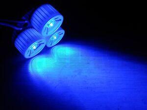 DIY-3-x-3W-Violet-Blue-LED-455nm-w-Driver-HeatSink-12vdc-Input-Aquarium-Grow