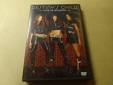 MUSIC DVD / DESTINY'S CHILD - LIVE IN ATLANTA