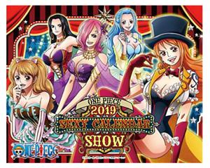 Calendrier One Piece 2020.Details About 2019 Calendar One Piece Sexy Desk Top Calendar Show Jump Comics From Japan