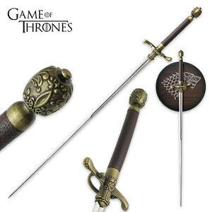 034-NEEDLE-034-Game-Of-Thrones-Sword-Of-Arya-Stark-HBO-version-with-Plaque-Replica