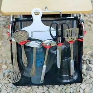 Storage-Net-Bag-Outdoor-Camping-Picnic-Kitchen-Light-Folding-Table-Hanging-Net