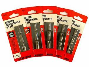 58 pièce pc tournevis bits Precision fendue TORX PHILLIPS tool kit set 04001