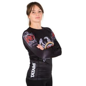 Womens BJJ and MMA Rash Guard