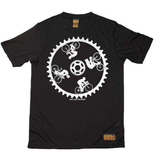 Cyclisme Vélo Gear Respirant Top Vélo Cycle Sports T Shirt DRY FIT T-Shirt