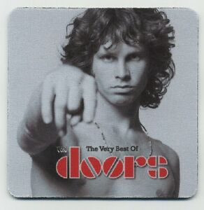 Jim Morrison The Doors Album Cover The Very Best o...