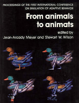From Animals to Animats: Proceedings of the First International Conference on S