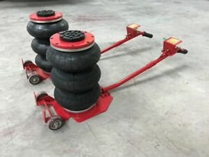 Image Is Loading Quick Lift Triple Bag Air Go Jack