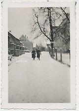 Foto Niederlinxweiler 1939  Soldaten   2.WK  (B443)