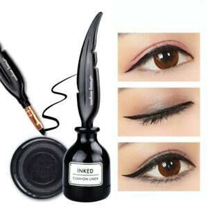 HENGFANG-Feather-Inked-Cushion-Liner-Lasting-Waterproof-Black-Liquid-Eyeliner