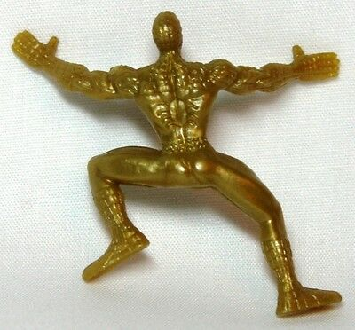 Hasbro Marvel Handful of Heroes Wave 2 - Spider-Man A Crawling Solid Gold Glossy