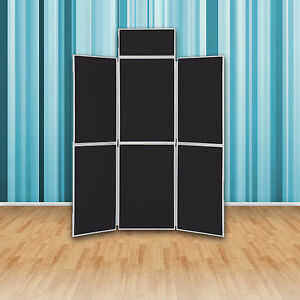 Quality-Folding-Display-Boards-6-Panel-Exhibition-Stand-Exhibition-School