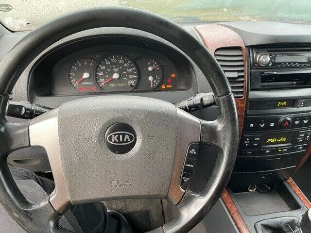 Kia Sorento, 2,5 CRDi EX, Diesel