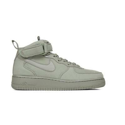 Mens NIKE AIR FORCE 1 MID 07 CANVAS Trainers AH6770 001 | eBay