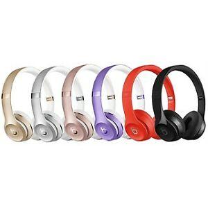 P47 Beats Solo3 Wireless Bluetooth Headphone