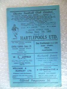 1962-CHESTER-v-HARTLEPOOLS-7th-Dec-League-Division-4