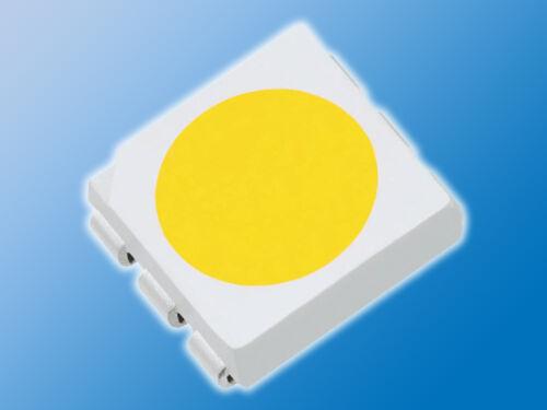 35x hochwertige SMD LEDKalt Weiß6000KPLCC-65050Gegurtet3-Chip