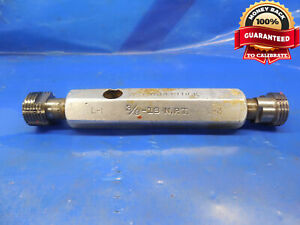 L-1 Quality Inspection Tools New 3//8 18 NPT L1 Pipe Thread Plug GAGE .375 N.P.T