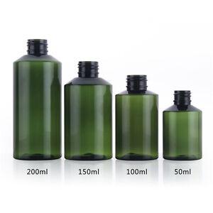 50ml 100ml 150ml 200ml shower gel shampoo bottles. Black Bedroom Furniture Sets. Home Design Ideas