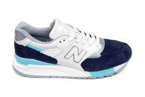 New Balance 998 blanco