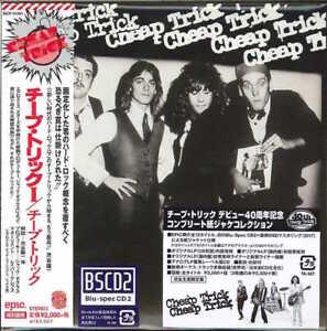 CHEAP-TRICK-CHEAP-TRICK-10-JAPAN-MINI-LP-BLU-SPEC-CD2-BONUS-TRACK-Ltd-Ed-E25