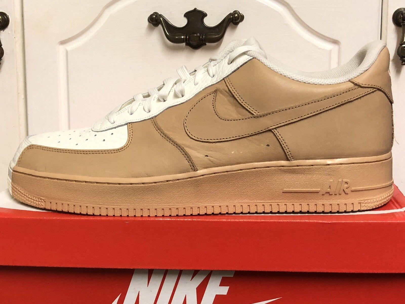 Nike Air Force 1 '07 Premium Hombre Marrón 905345 201