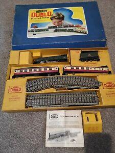 Hornby Dublo electric train EDP11 Silver King 60016 Train Set