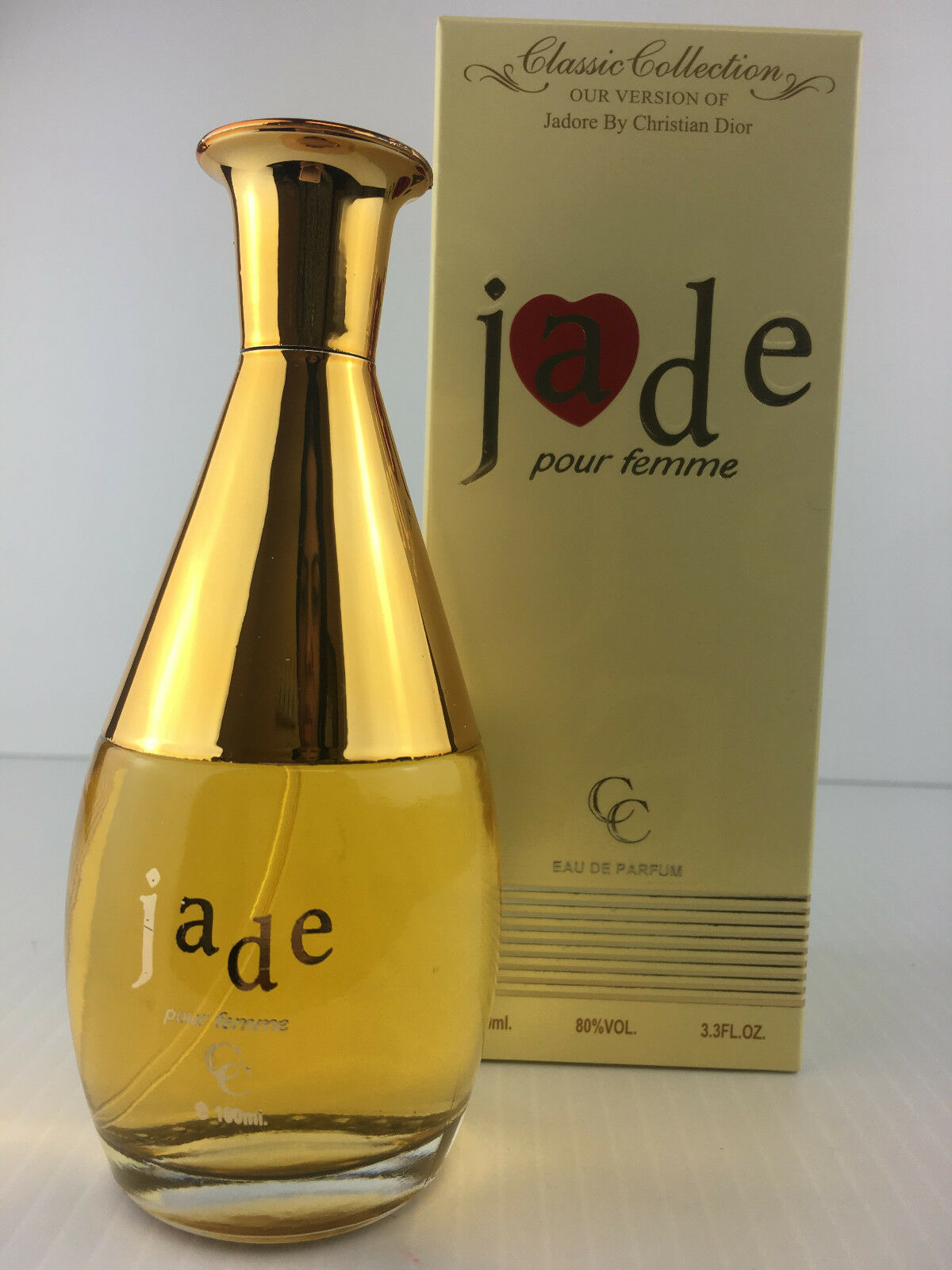Spray Jade Collection Jadore In By 100 Of Ml Details 3 Box Oz About 3 Classic Version New O0mN8nvwy