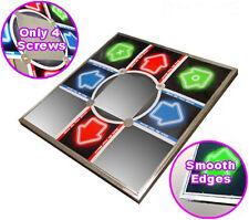 DDR V3 Tournament PS2 / PS Metal Dance Pad - Dance Revolution  Brand New M03797