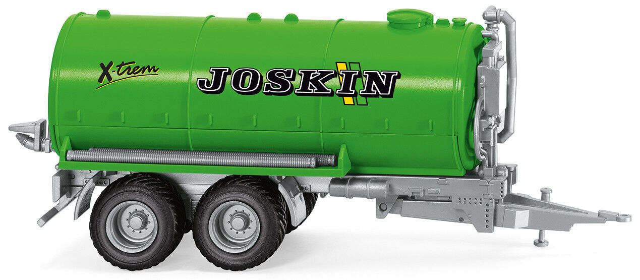 Wiking 038238 Joskin Vakuumfasswagen X-trem HO 1 87 NEU