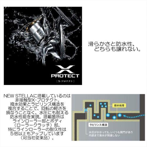 Shimano reel spinning reel 18 Stella 2500S Fishing Goods genuine from JAPAN NEW