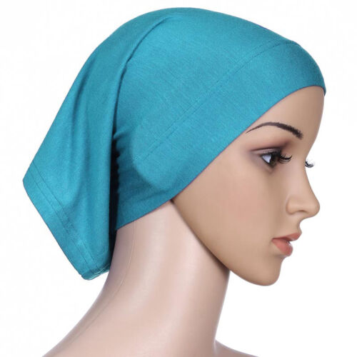 Islamic Muslim Damen Head Kopf Scarf Underscarf Hijab Cover Headwrap Bonnet Gut