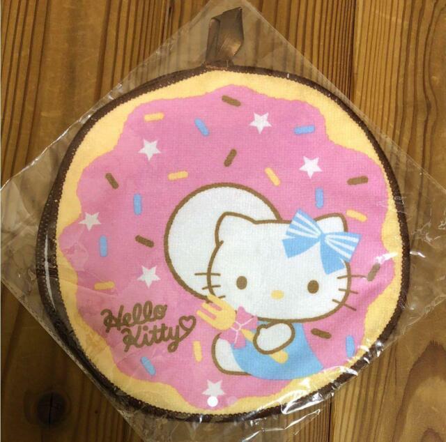 b01035dd9 Hello Kitty Hand Towel Set AOYAMA collab SANRIO kawaii New Japan not for  sale