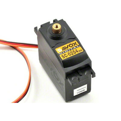 Savox SC-0254mg High Torque Standard Size Digital Servo 1/8th Scale Buggies