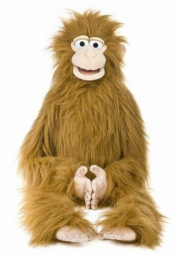 Silly Puppets Monkey 38 inch Wrap Around Puppet