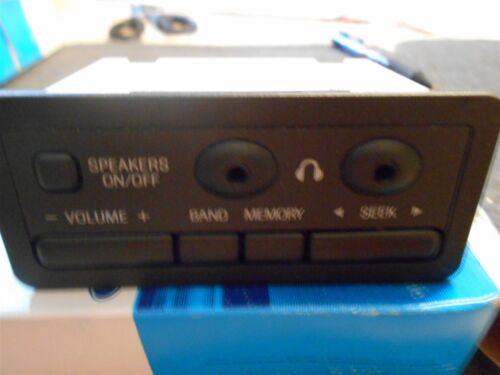 NOS 1995 1996 FORD WINDSTAR REAR RADIO HEADPHONE CONTROL SWITCH PANEL SET NEW