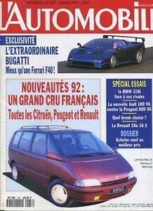 L-AUTOMOBILE-MAGAZINE-n-537-03-1991