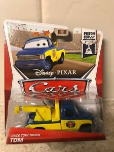 Disney-Pixar-Cars-2-034-Piston-Cup-034-Series-2-of-18-Race-Tow-Truck-Tom-Diecast