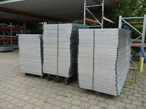 Gitterrost für Palettenregal zum Einlegen ca. 1.340 x 1.040 mm Maschen 65x40 mm