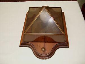 Lampe, Flur Lampe, seltene Lampe in Pyramidenform um 1900 !!  Wien ?