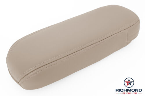 2001 Ford F-150 Lariat 4x4 2WD Quad-Cab Driver Side Leather Armrest Cover TAN