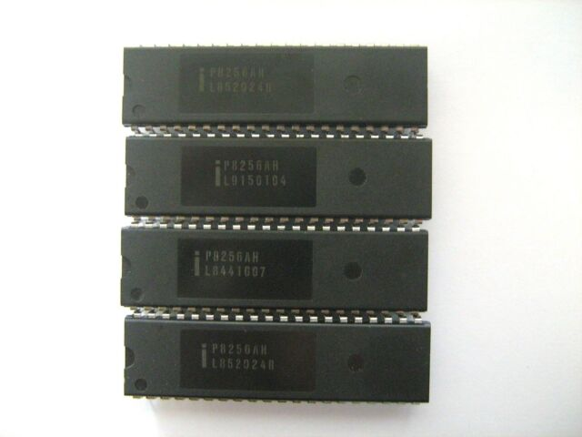 DIP 40 INTEL MAKE CASE LOT OF 2pcs LD8086 INTEGRATED CIRCUIT